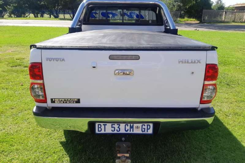 Toyota Hilux double cab HILUX 4.0 V6 RAIDER 4X4 P/U D/C A/T 2012