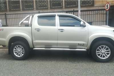 Toyota Hilux double cab HILUX 4.0 V6 RAIDER 4X4 P/U D/C A/T 2014