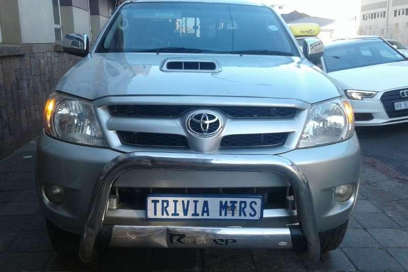 2008 Toyota Hilux double cab HILUX 2.7 VVTi RB SRX P/U D/C