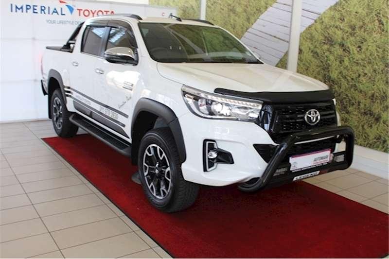 2019 Toyota Hilux double cab HILUX 2.8 GD 6 RB A/T RAIDER P/U D/C