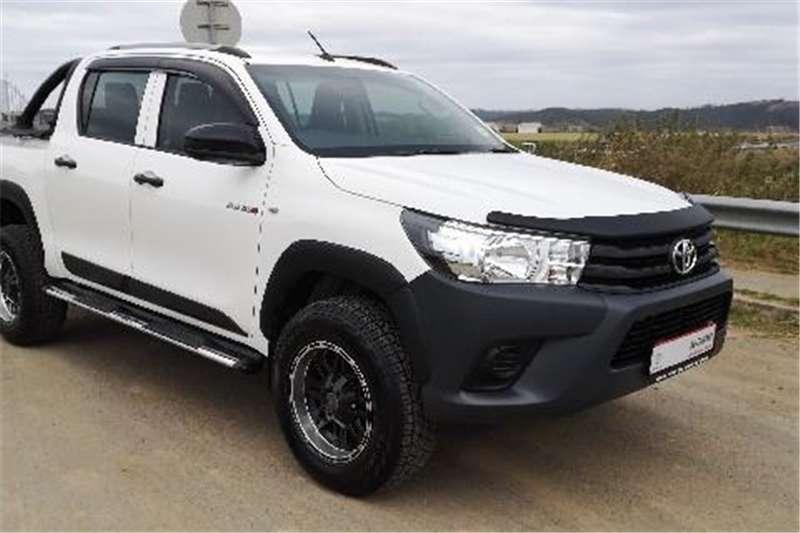 2019 Toyota Hilux double cab HILUX 2.4 GD 6 RB S P/U D/C