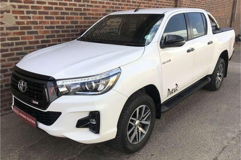 2018 Toyota Hilux double cab HILUX 2.8 GD 6 RB A/T RAIDER P/U D/C