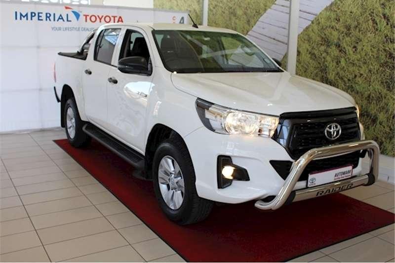 2019 Toyota Hilux double cab HILUX 2.4 GD 6 RB SRX P/U D/C