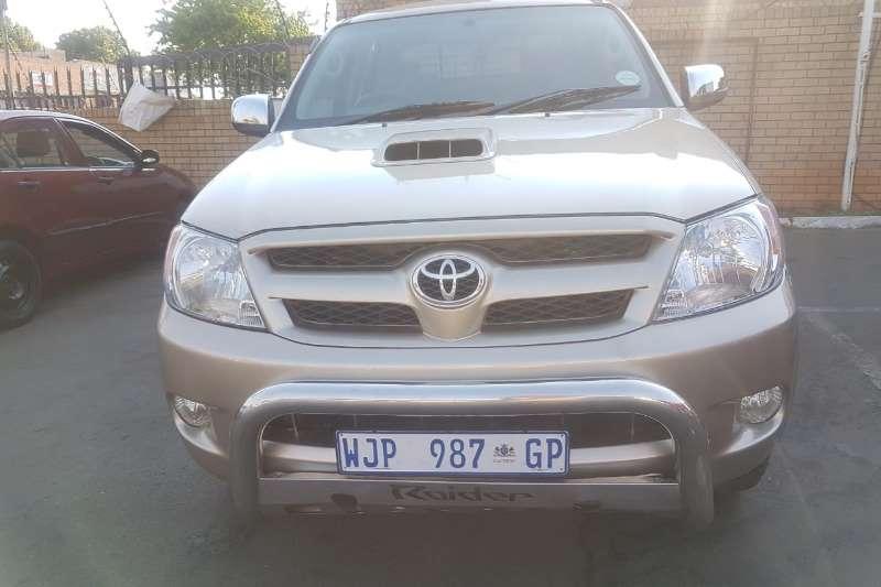 2007 Toyota Hilux double cab HILUX 2.8 GD 6 RB RAIDER P/U D/C