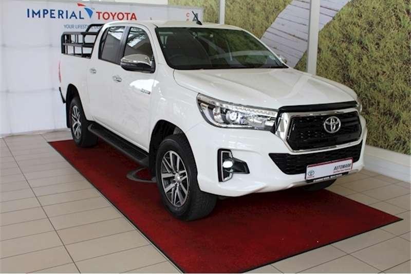 Toyota Hilux double cab HILUX 2.8 GD 6 RAIDER 4X4 P/U D/C