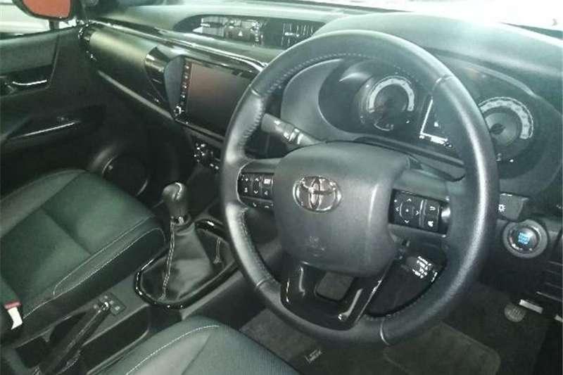 2019 Toyota Hilux double cab HILUX 2.8 GD 6 RAIDER 4X4 P/U D/C