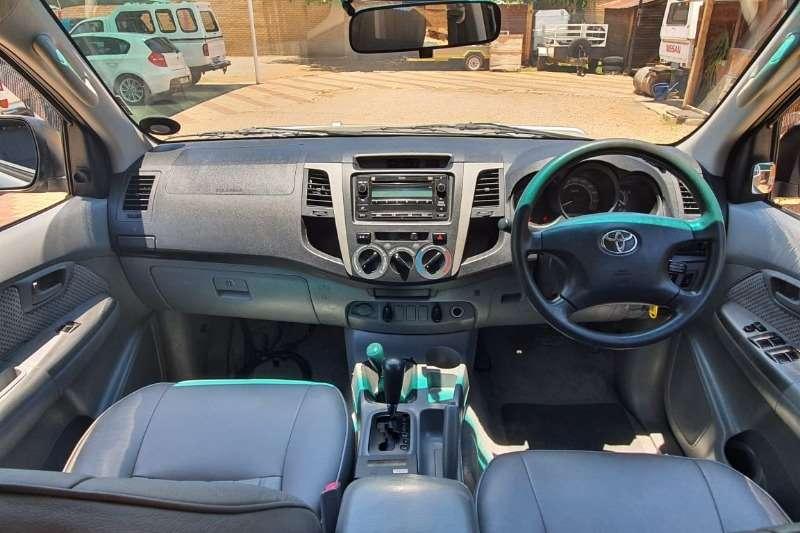 2006 Toyota Hilux double cab HILUX 4.0 V6 RAIDER 4X4 P/U D/C A/T