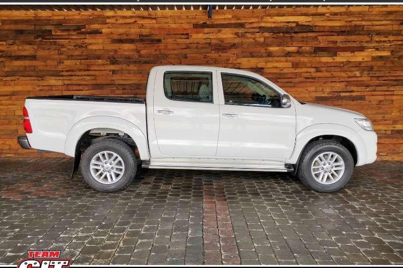 2012 Toyota Hilux double cab HILUX 2.7 VVTi RB S P/U D/C
