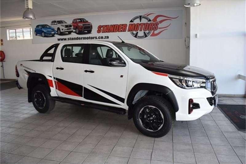 2019 Toyota Hilux double cab HILUX 2.8 GD 6 GR S 4X4 A/T P/U D/C