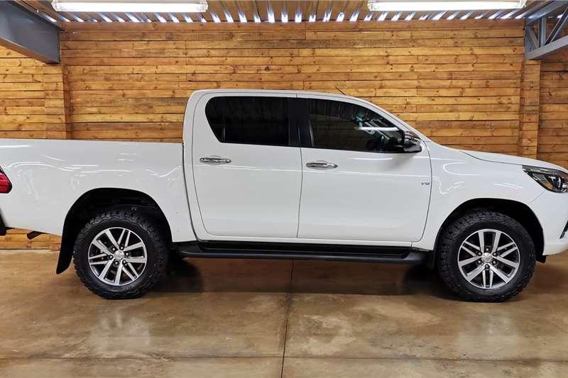 2018 Toyota Hilux double cab HILUX 4.0 V6 RAIDER 4X4 A/T P/U D/C