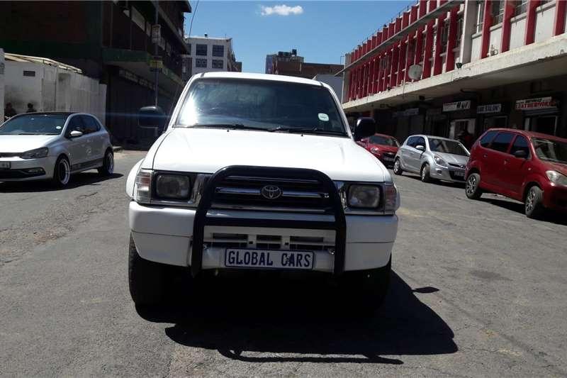 2001 Toyota Hilux double cab HILUX 2.7 VVTi RB S P/U D/C