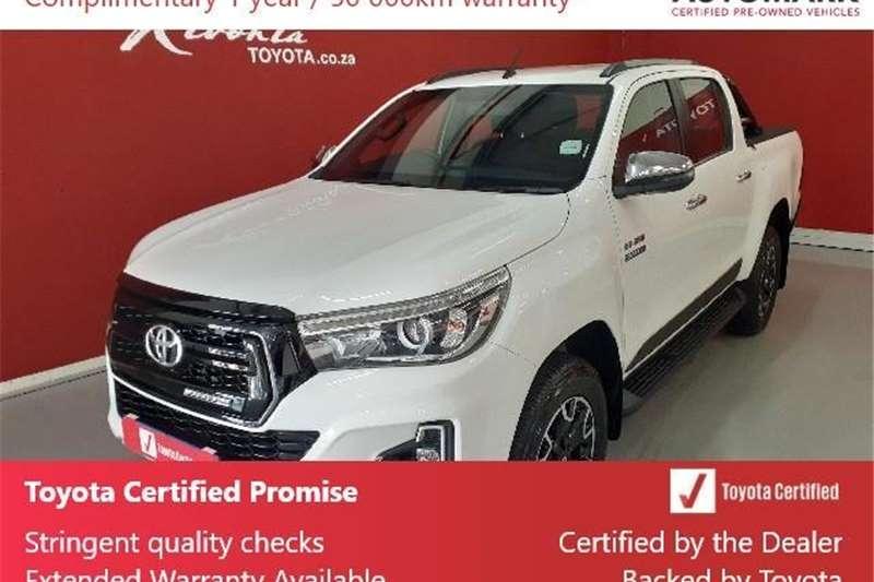 2019 Toyota Hilux double cab HILUX 2.8 GD 6 RAIDER 4X4 A/T P/U D/C
