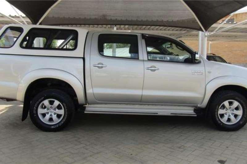 2007 Toyota Hilux double cab HILUX 2.7 VVTi RB S P/U D/C