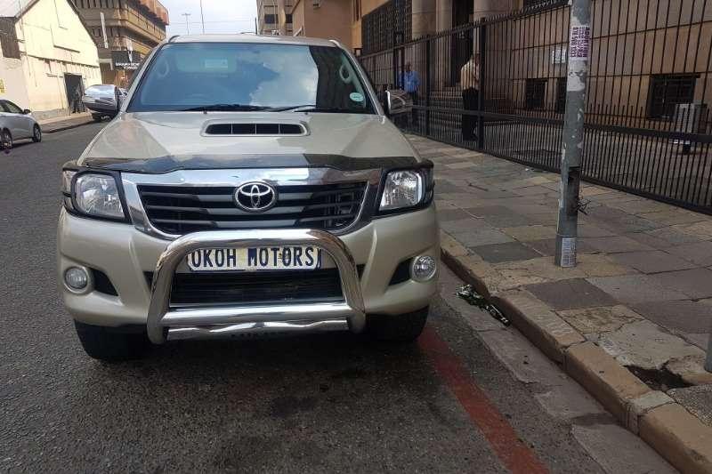 2014 Toyota Hilux double cab HILUX 4.0 V6 RAIDER 4X4 A/T P/U D/C