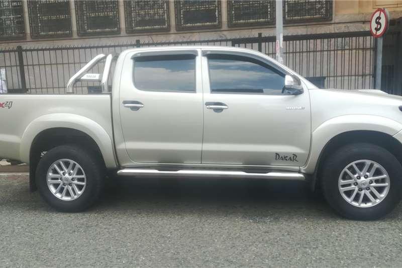 2014 Toyota Hilux double cab HILUX 4.0 V6 RAIDER 4X4 P/U D/C A/T