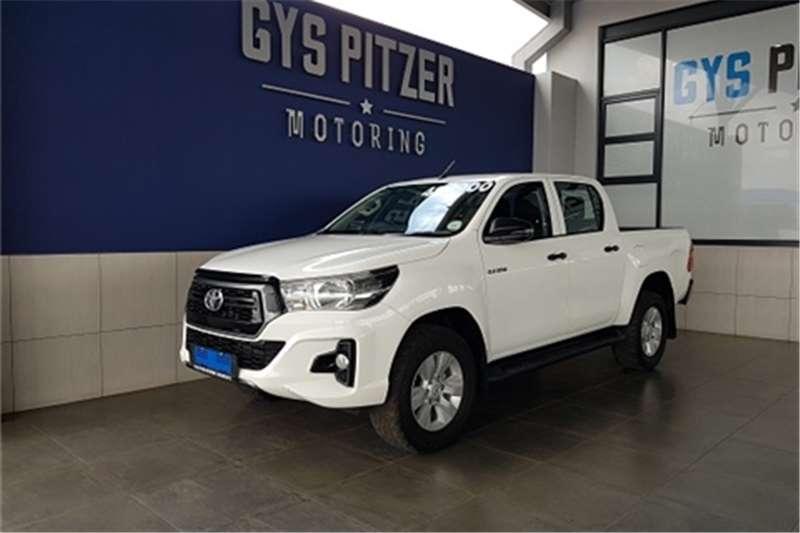 2019 Toyota Hilux double cab HILUX 2.4 GD 6 SRX 4X4 A/T P/U D/C