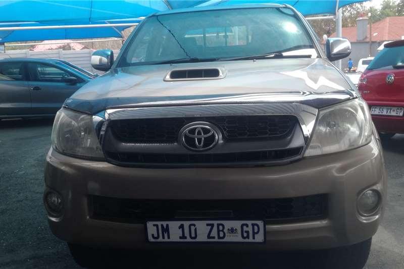 2010 Toyota Hilux double cab HILUX 2.4 GD 6 RB SR P/U D/C