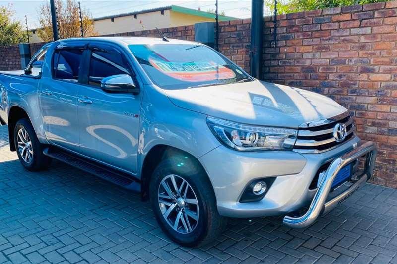 2018 Toyota Hilux double cab HILUX 2.8 GD 6 RAIDER 4X4 A/T P/U D/C