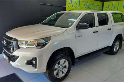2020 Toyota Hilux double cab