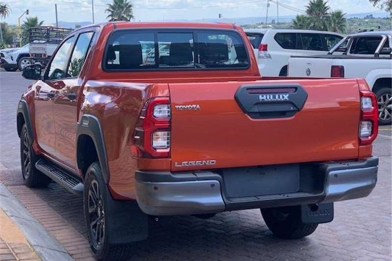 2021 Toyota Hilux double cab