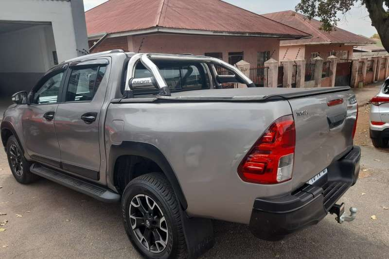 2018 Toyota Hilux double cab