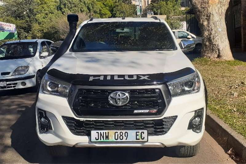 Used 0 Toyota Hilux Double Cab