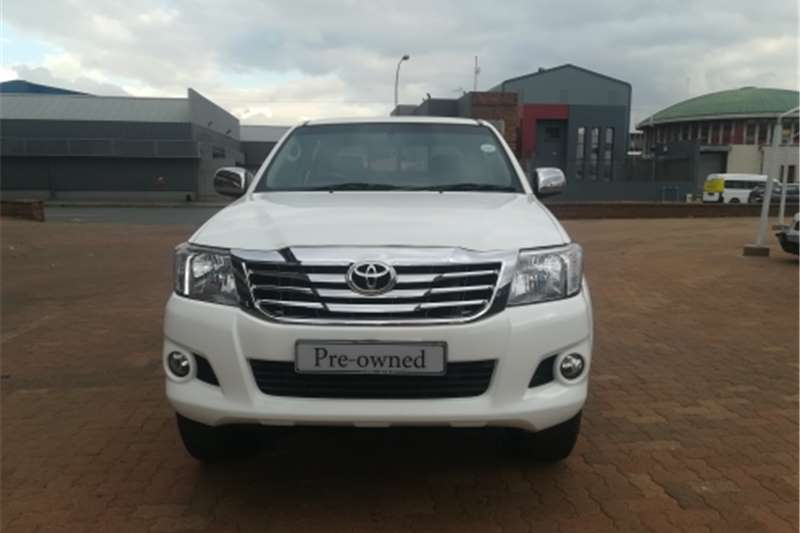 Toyota Hilux Double Cab Petrol 2009