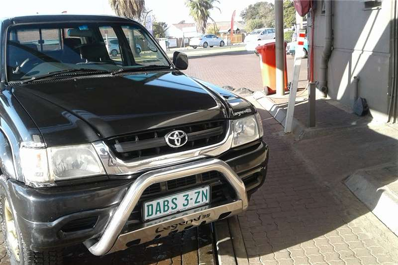 Toyota Hilux Double Cab For Sale In Mpumalanga Auto Mart