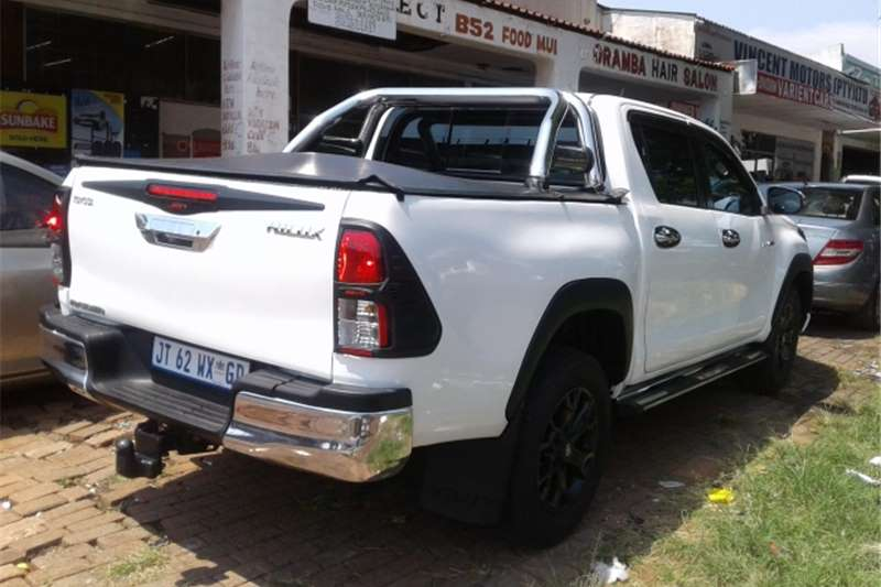 Toyota Hilux Double Cab Toyota GD6 available now 2019
