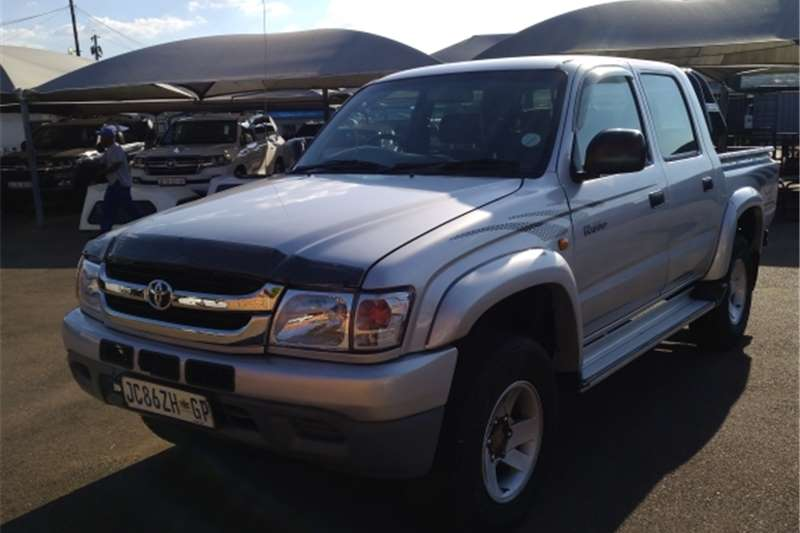 Used 2003 Toyota Hilux