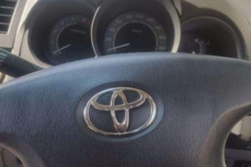 2008 Toyota Hilux 3.0D 4D 4x4 Raider