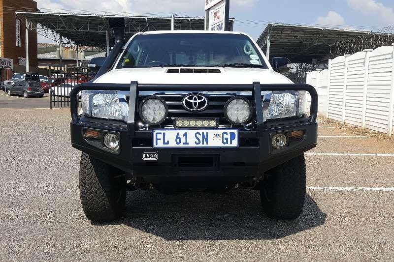 2015 Toyota Hilux 3.0D 4D double cab 4x4 Raider Dakar edition