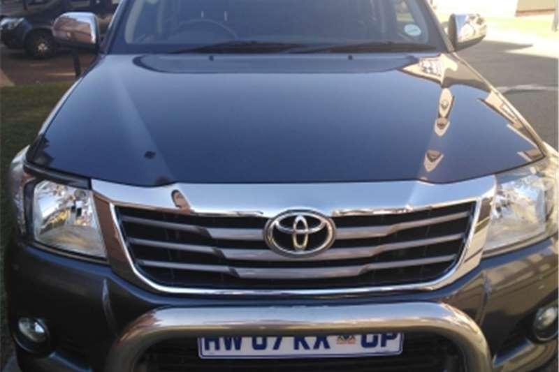 2014 Toyota Hilux 2.7 double cab Raider Legend 45