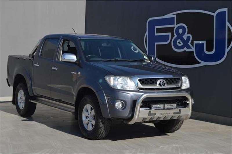 2011 Toyota Hilux V6 4.0 double cab Raider