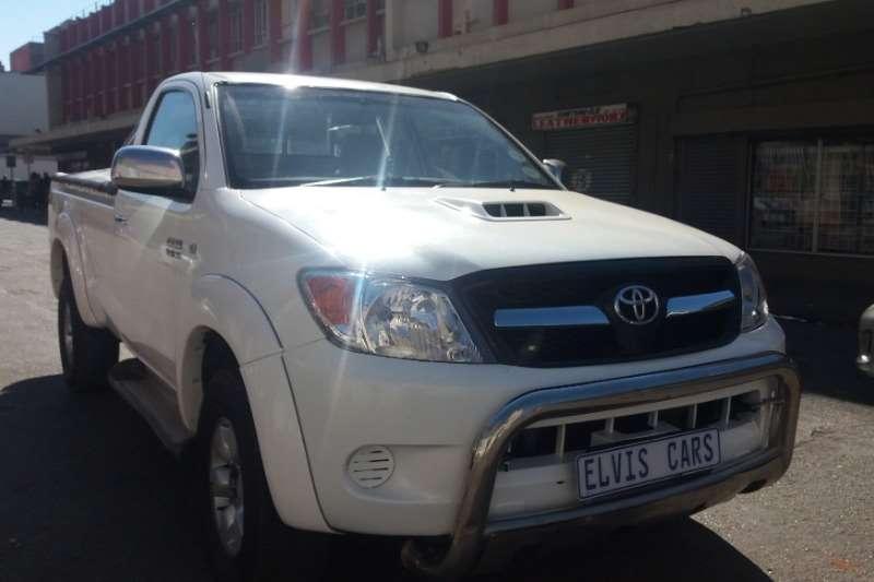 2006 Toyota Hilux 3.0D 4D double cab 4x4 Raider