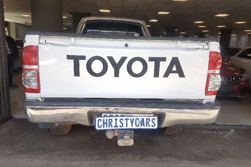 2006 Toyota Hilux 2.7 SRX