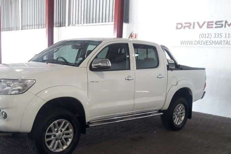 2013 Toyota Hilux 4.0 V6 double cab Raider