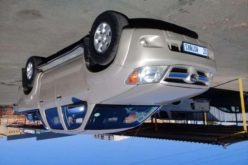 2006 Toyota Hilux 2.7 Raider