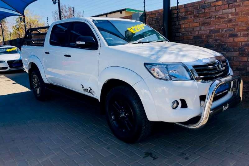 2015 Toyota Hilux 2.7 double cab Raider Legend 45