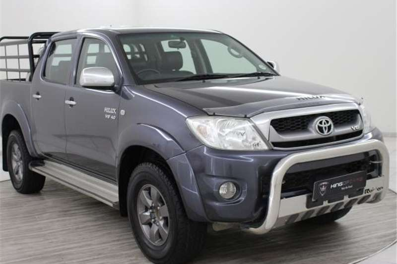 2009 Toyota Hilux V6 4.0 double cab Raider