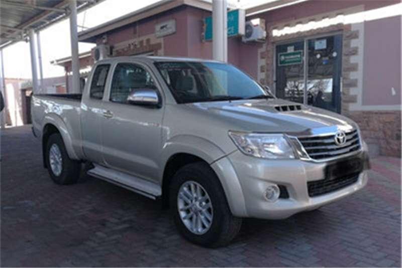 2012 Toyota Hilux 3.0D 4D 4x4 Raider