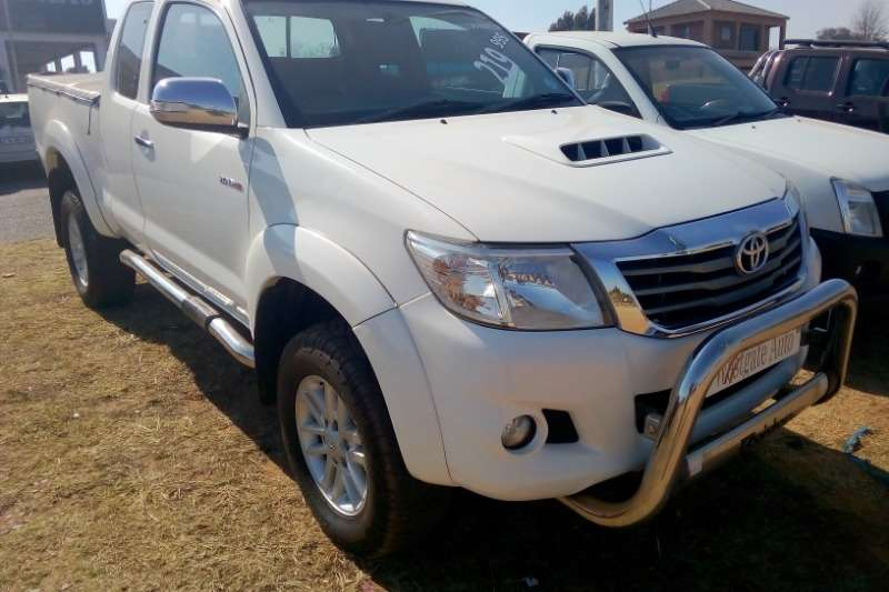 Toyota Hilux in South Africa | Junk Mail