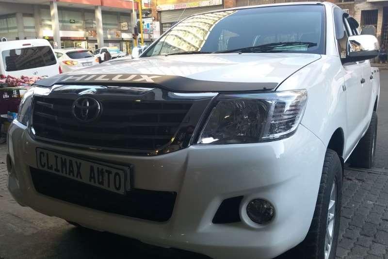 2010 Toyota Hilux 2.5D 4D double cab Raider Dakar edition