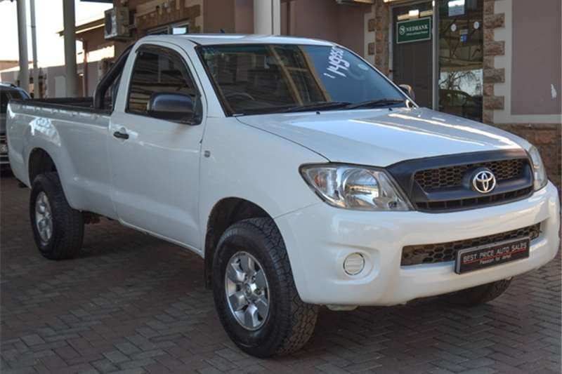 2008 Toyota Hilux 2.5D 4D SRX