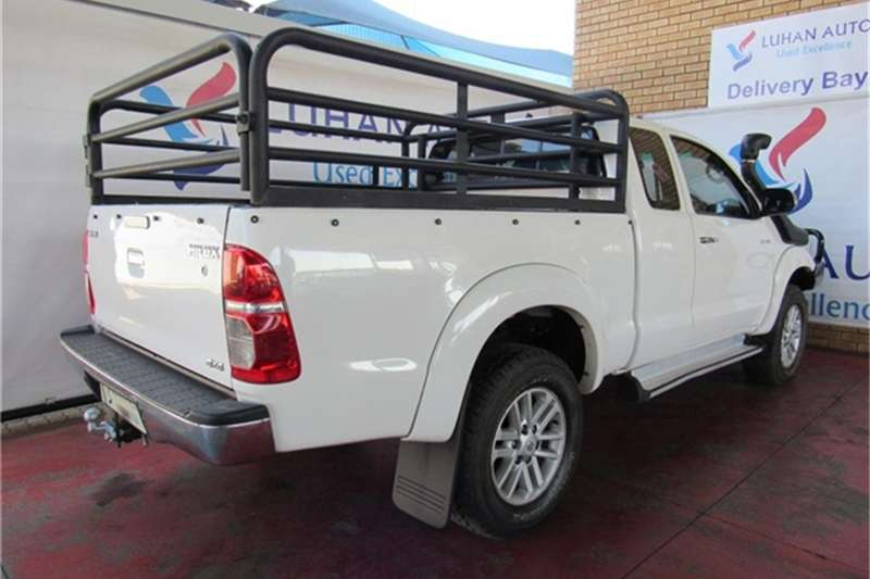 2012 Toyota Hilux 3.0D 4D Xtra cab 4x4 Raider