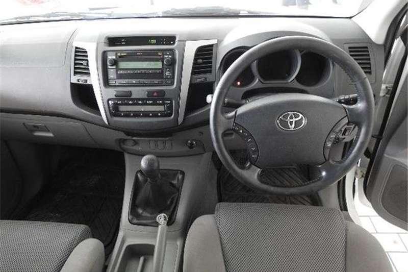 2011 Toyota Hilux 3.0D 4D double cab Raider