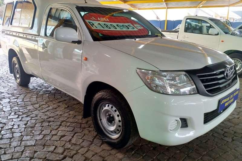 2015 Toyota Hilux 2.5D 4D S