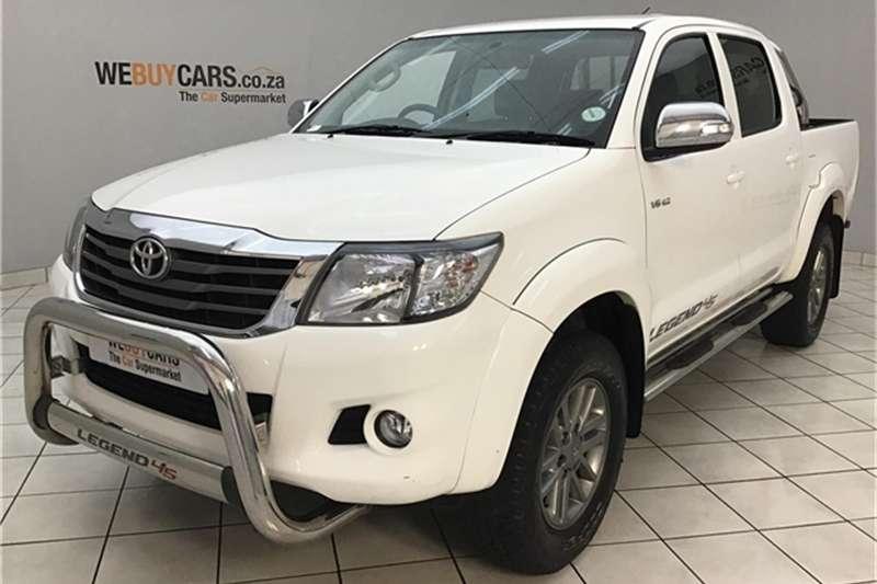 2015 Toyota Hilux 4.0 V6 double cab 4x4 Raider Legend 45