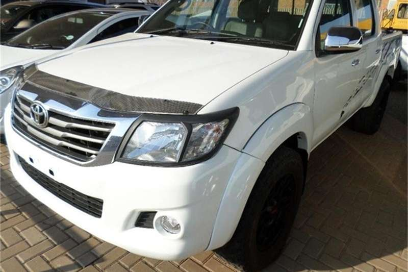 2012 Toyota Hilux 2.7 double cab Raider