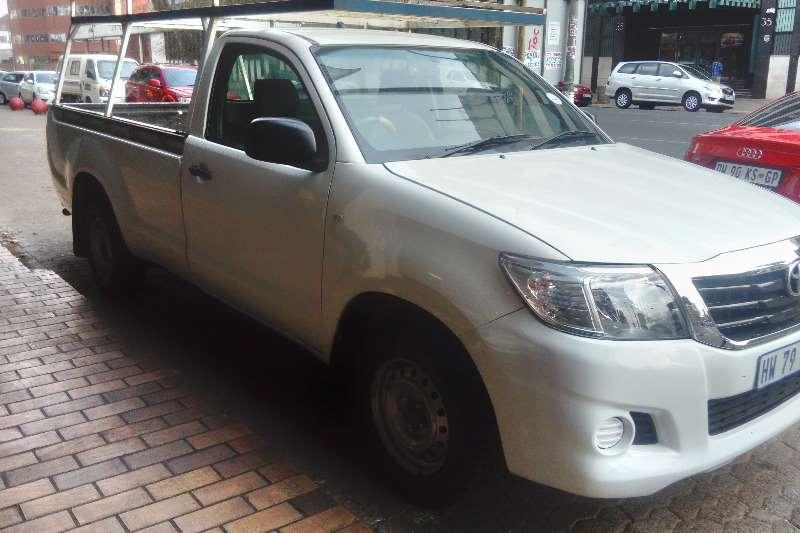 2010 Toyota Hilux 2.5D 4D